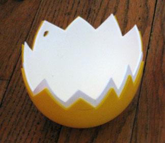 The Eggshells