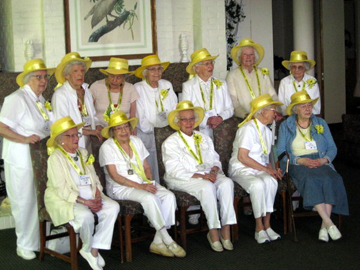 Members of the Class of 1939 at their Seventieth Reunion (Courtesy of Elaine Nelson)