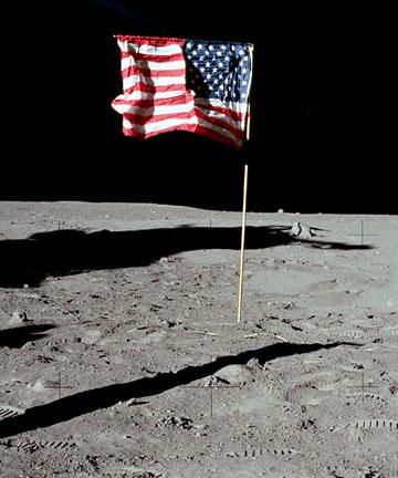 nasa us flag - photo #19