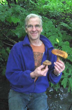 Paul Lagreze of New England Wild Edibles