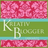Kreativ Blogger Award2