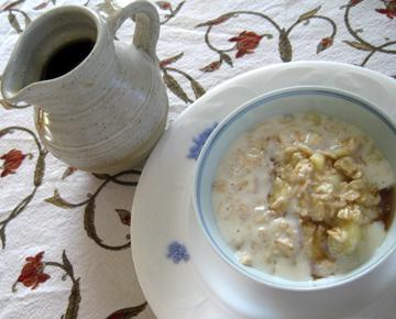 Porridgeweb