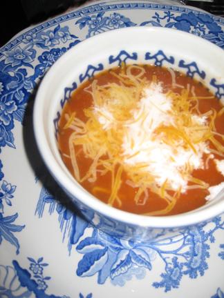 Tinky's tomato soupeb